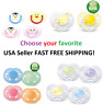 Philips AVENT Freeflow Pacifier 2 Pack Orthodontic Nipple BPA Free Choose Color
