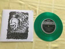 "TAKE CONTROL rare green vinyl 7 tks Triple-B records  7"" punk"