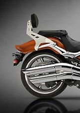 YAMAHA RAIDER SCL FIXED MOUNT SHORT CHROME PASSENGER BACKREST & STANDARD PAD