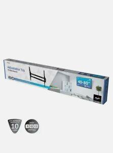 AVF Superior Tilt 40-80 Inch TV Wall Bracket -ACL641
