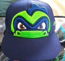 New Era Vermont Lake Monsters BP 59Fifty Hat 7 1/8 MiLB
