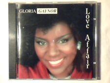 GLORIA GAYNOR Love affair cd ITALY GIANNI BELLA