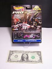 Hot Wheels Pit Crew Pro Racing -Ford Taures - Jeff Burton # 99 - 1998