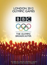 London 2012 Olympic Games DVD BBC R2 Broadcaster Opening & Closing Ceremony