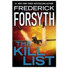 The Kill List - Acceptable - Forsyth, Frederick - Hardcover