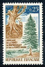 STAMP / TIMBRE FRANCE NEUF  N° 1561 ** JUMELAGE DE LA FORET DE RAMBOUILLET