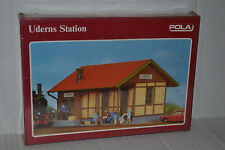 Pola 11803 Uderns Station  Ho Scale kit