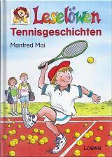 Buch Leselöwen Tennisgeschichten