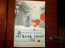 The Book Thief by Markus Zusak first edition Australian