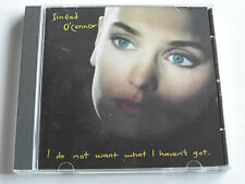 Sinead O`Connor - I Do Not Want What I Haven`t Got  (Album CD) Used Very Good