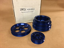 (CLOSEOUT) UNORTHODOX LIGHTWEIGHT UNDERDRIVE PULLEY SET FOR B16A3 B18A1 B18C1