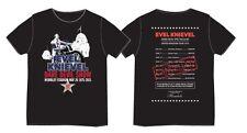 Evel Knievel Wembley Aniversario T-shirt M