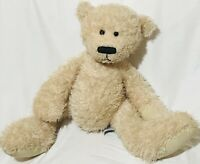 Russ Berrie Vintage Mary Jane Plush Teddy Beat Stuffed Animal Gift