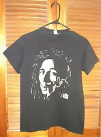 VARIOUS SIZES NEW WITH TAGS BOB MARLEY TEAR DROP T SHIRT