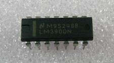 LM3900N : Quad OpAmp : DIP-14  : 5pcs per lot