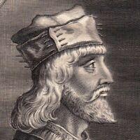 Portrait XVIIIe César Borgia César De Borja Cesare Borgia Duc Valentinois Gandie