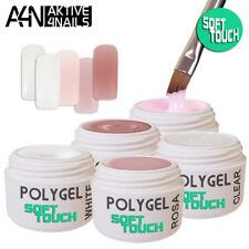 *PolyGel SOFT TOUCH Basic Set* - UV/LED - ((Neue Formel, soft cremigl!!))