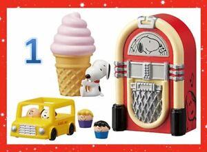 Re-ment Miniature Snoopy American Zakka Set rement No.01