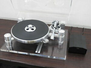 ORACLE DELPHI MKV 25th Anniversary turntable used audio record player mark 5