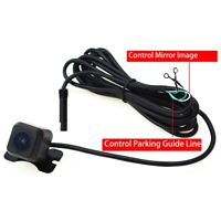 170 Degree Front / Rear View Backup Camera Parking Reverse With Conversion Line
