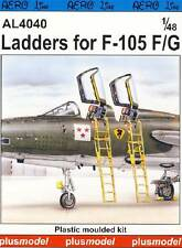 Plus Model-ladder for f-105f/g chef de modèle-Kit 1:48 nouveau OVP Ladders