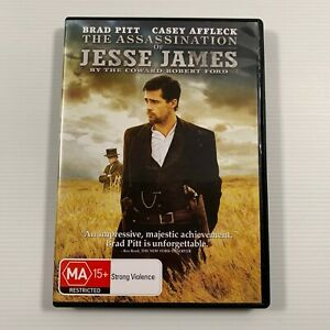 The Assassination Of Jesse James By The Coward Robert Ford (DVD, 2008) Region 4