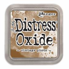 Ranger Tim Holtz Vintage Photo Distress Oxide Ink Pad Tdo56317 Brown