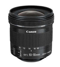Canon 10-18mm f/4.5-5.6 EF-S IS STM Lens