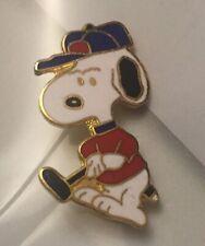 Snoopy Golfer Pin