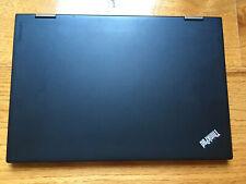 "Lenovo ThinkPad X1 Yoga 14"" i7-6600 16G 256G 512G 1440P Touch Best Condition #25"