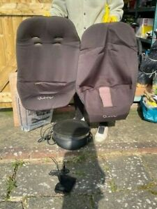quinny buzz accessories seat cover brown color