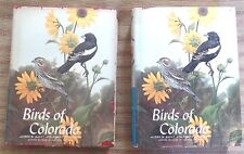 BIRDS of COLORADO by Alfred M. Bailey and Robert J. Niedrach..2 Vols..1st Ed.