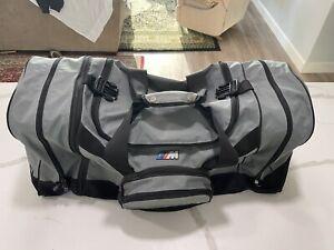 BMW M Motorsport Logo Design Travel Bag