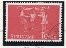 Suriname 1964 Early Issue Fine Used 10c. 168971