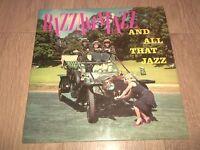 "LORIE MANN & THE VISCOUNTS "" RAZZAMATAZZ AND ALL THAT JAZZ "" RARE VINYL LP VG"