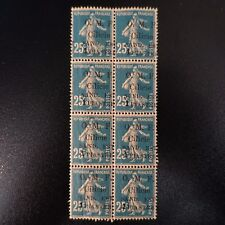 COLONY CILICIA SEMEUSE No.101 x8 VARIETY OVERLOAD A HORSE NEUF LUXE MNH