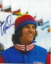 ERIC HEIDEN Signed 8 x 10 Photo USA Olympics Speed Skating FREE SHIPPING Vintage