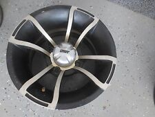 2007 Yamaha Grizzly 700 EPS 4x4 ATV One Aftermarket DWT Wheel Rim (212/59)