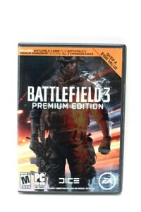 Battlefield 3 Premium Edition PC DVD-ROM With 5 Expansion Packs