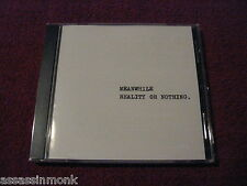MEANWHILE Reality Or Nothing CD Dischange Krigshot Wolfbrigade Crust Sweden