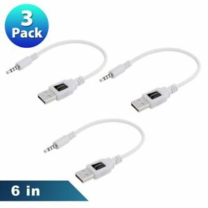 New USB Sync+Charger Cable Cord for iPod Shuffle 2nd Generation 2G Only