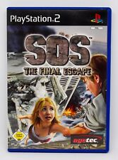 SOS THE FINAL ESCAPE - PLAYSTATION 2 PS2 PLAY STATION 2 - PAL ALEMANIA ITALIA