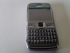 Nokia E72 - Metal grey (Unlocked) Smartphone