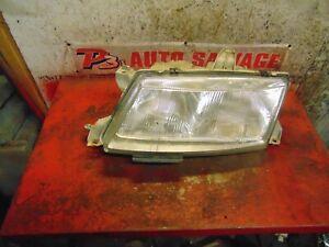 99 01 00 saab 9-5 oem drivers side left headlight head light assembly