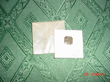 NATIONAL 4-H Supply Service Pin/ORIGINAL/Four Leaf Clover Chicago, IL/CLEARANCE!