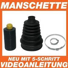 Achsmanschette Manschette Opel Astra alle Motoren komplett mit Fett und Schellen