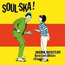 Byron Lee's Allstars(Vinyl LP)Soul-Ska!-Burning Sounds-BSRLP934-UK-2018-M/M