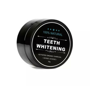 Teeth Whitening Oral Care Charcoal Powder Natural Activated Charcoal Teeth White