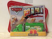 Disney CARS Mini Adventures PISTON CUP Chick Hicks Hauler ( R A R E )