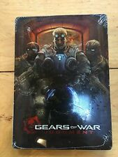 BRAND NEW SEALED STEEL BOOK Gears of War: Judgment (Microsoft Xbox 360, 2013)